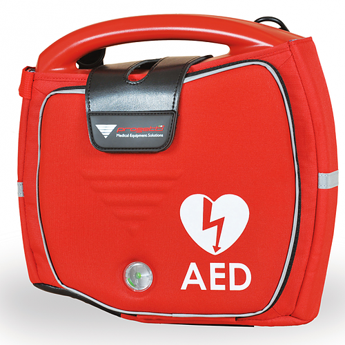 Defibrylatory AED Progetti Medical RESCUE SAM