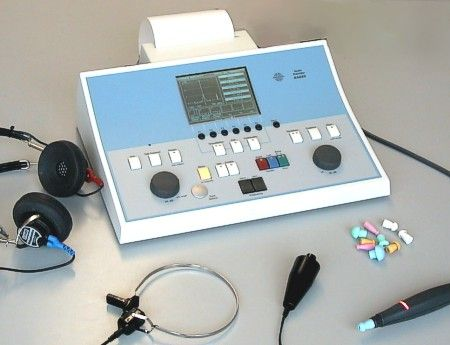 Audiometry Interacoustics AA220