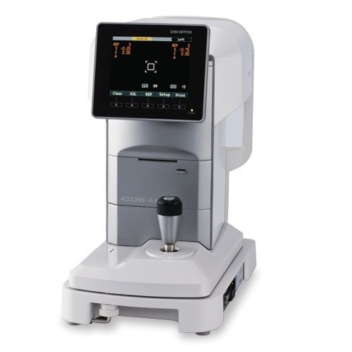 Autorefraktometry (autokeratorefraktometry) Shin-Nippon ACCUREF R-800