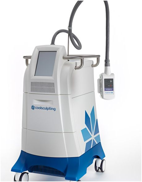 Aparaty do kriolipolizy (do usuwania cellulitu) ZELTIQ CoolSculpting