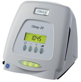 Aparaty do terapii bezdechu sennego - CPAP BREAS iSleep 20