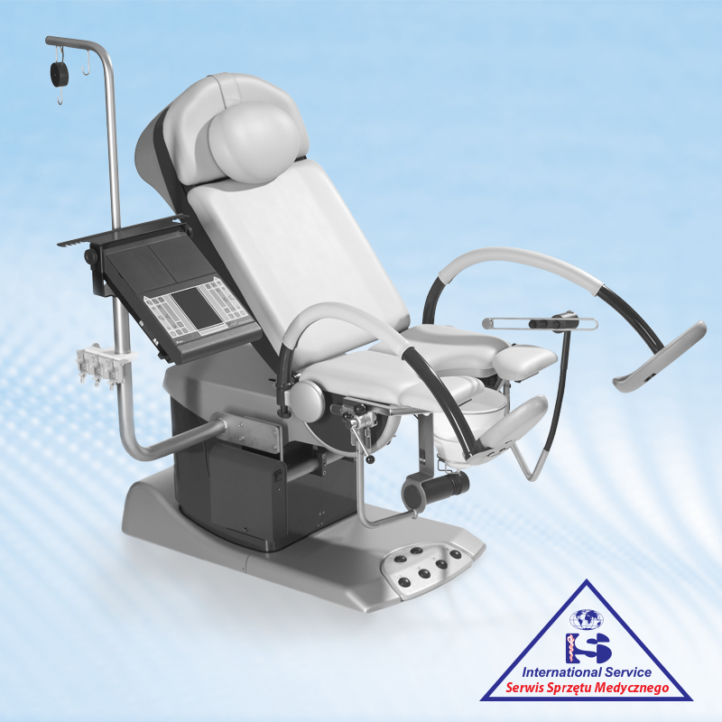 Aparaty do urodynamiki Andromeda ms GmbH Ellipse Chair