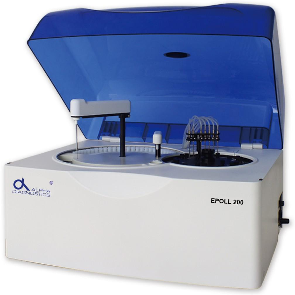 Analizatory biochemiczne Alpha Diagnostics EPOLL 200