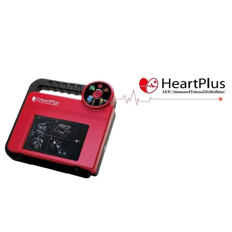 Defibrylatory AED NANOOMTECH HeartPlus NT-180