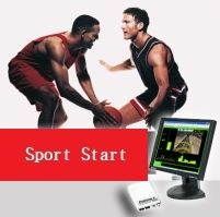 Biofeedback sport Thought Technology Sport Start