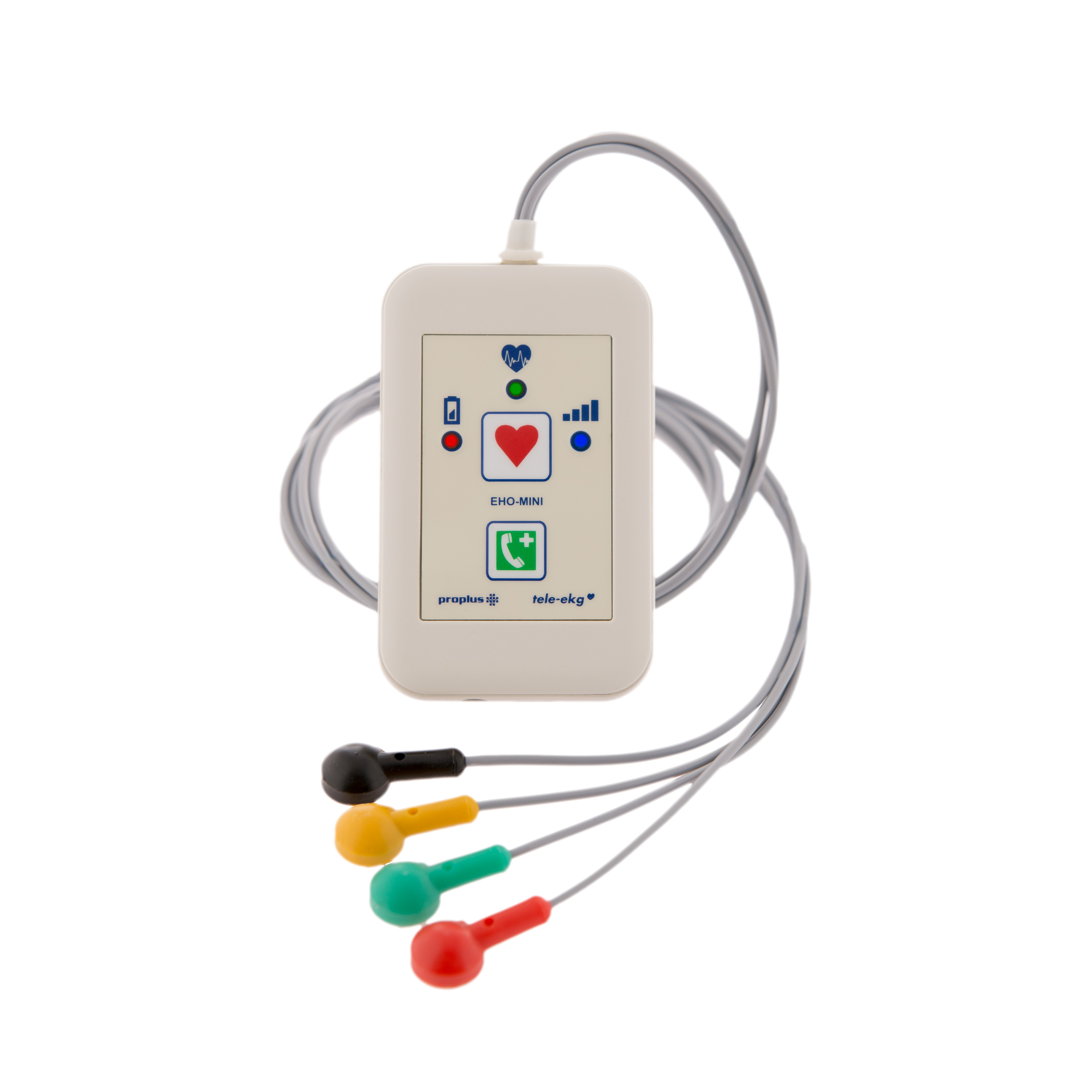 Holtery EKG – rejestratory Pro-PLUS Aparat EHO-MINI (Event Holter)