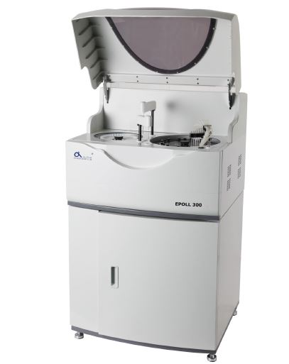 Analizatory biochemiczne Alpha Diagnostics Epoll 300