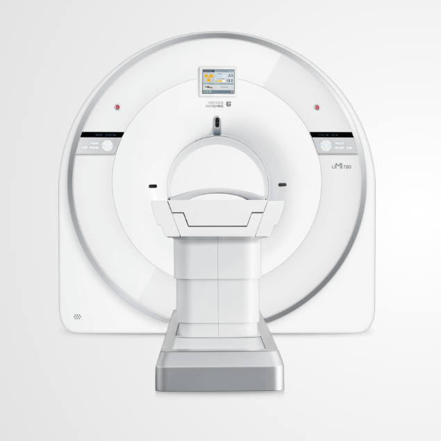 Skanery PET - CT United Imaging Healthcare uMI 780